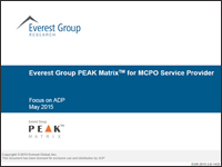 Everest Group recognizes ADP for its Geographic scope, Scalability and Global Expertise of its Payroll Solutions