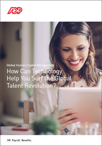 How can Technology Help You Surf the Global Talent Revolution?