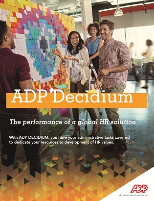 ADP Decidium: The performance of a global HR solution